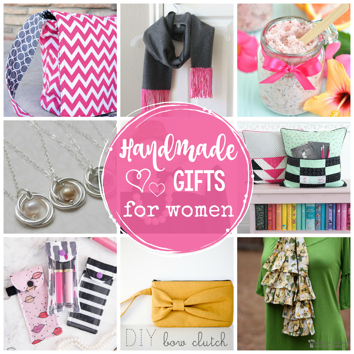 Diy Christmas Gifts For Aunts