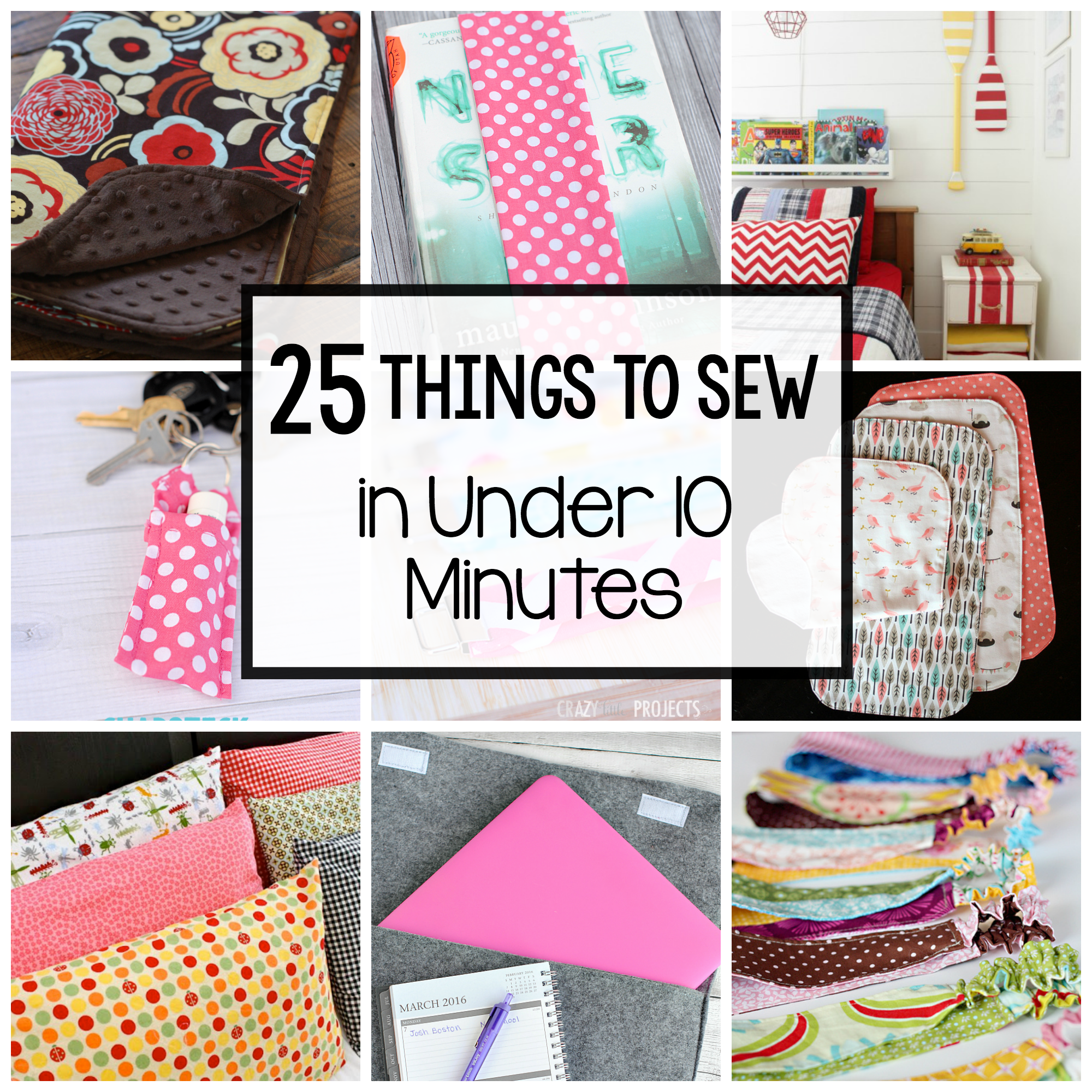 easy sewing projects 25