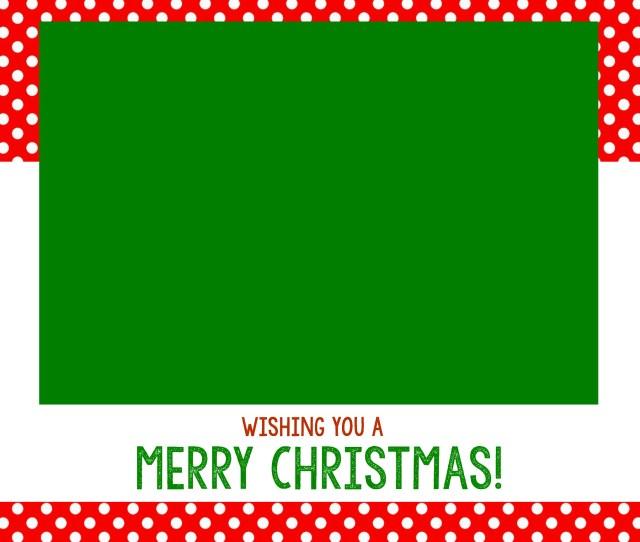 Use This Christmas Card