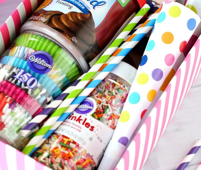 A Birthday Party In A Box Great Birthday Gift Idea