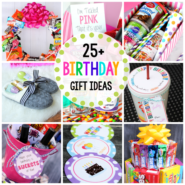 25 fun birthday gifts
