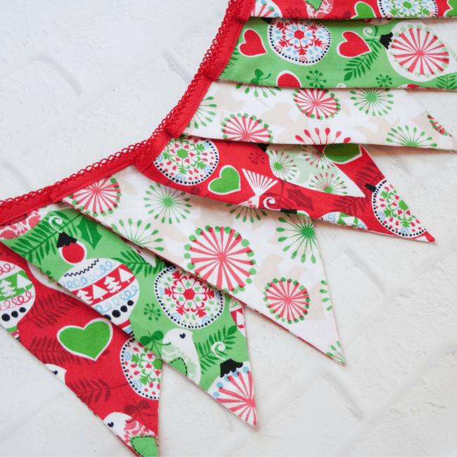 Sew Christmas Decorations