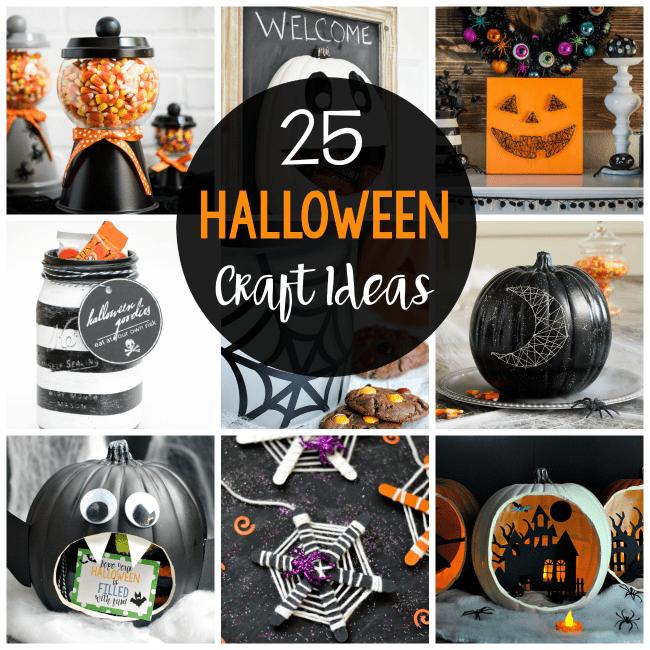 25 fun easy halloween