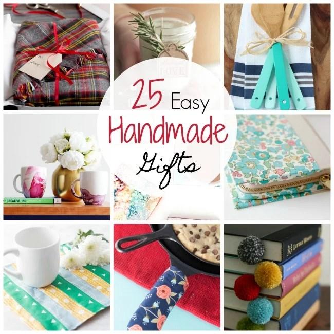 Cheap Homemade Christmas Gift Ideas