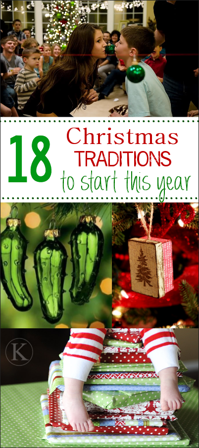25 fun christmas traditions