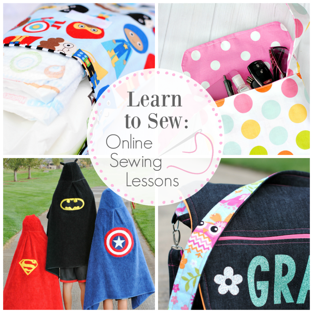 Learn To Sew Free Online Sewing Classes