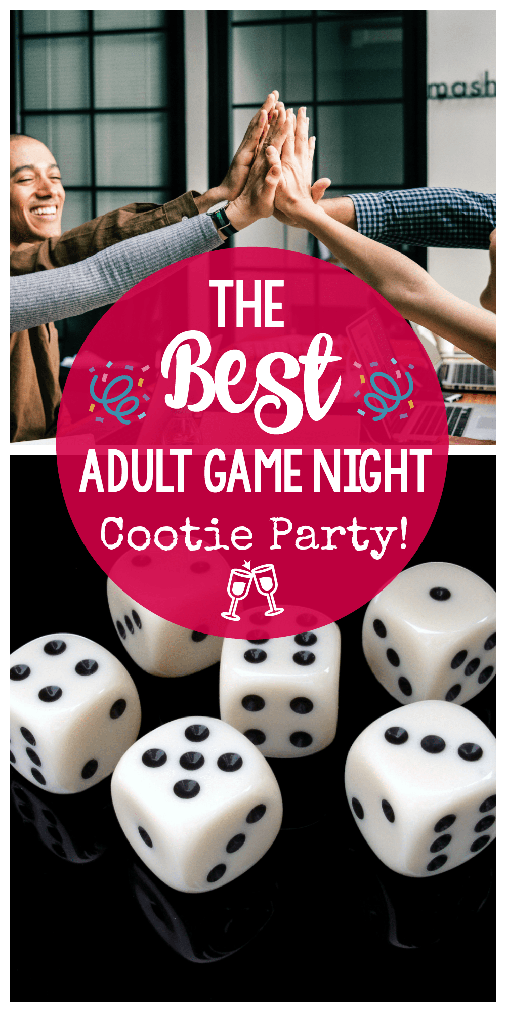 Adult-Game-Night-Party-Ideas - Crazy Little Projects