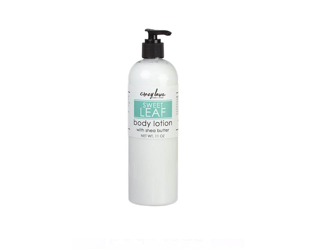Sweet Leaf Lotion