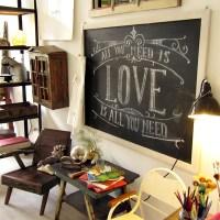 El inspirador espacio de trabajo de Cecilia Mallardi en Casa Decor