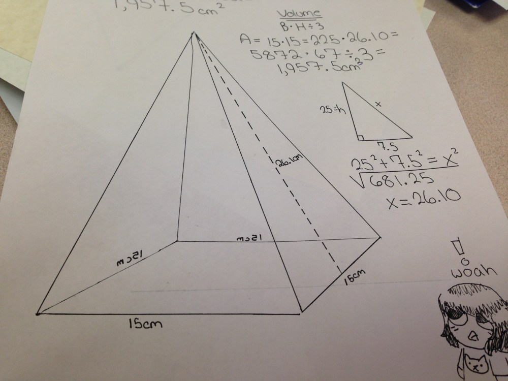 medium resolution of I want more time!!! Surface area \u0026 volume projects galore!   Crazy Math  Teacher Lady