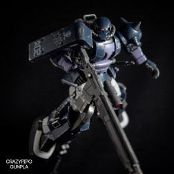 HG Zaku TriS Origin-3