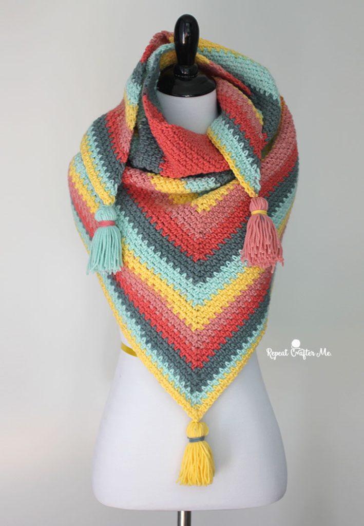 13+ Crochet Patterns using Mandala Yarn (or Similar Yarn) – Crazy Q