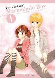 Comics: Marmalade Boy