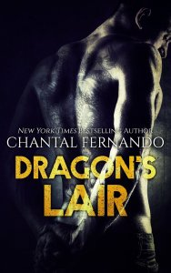 English Book: Dragon´s Lair by Chantal Fernando