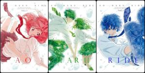 Cómics: Ao Haru Ride