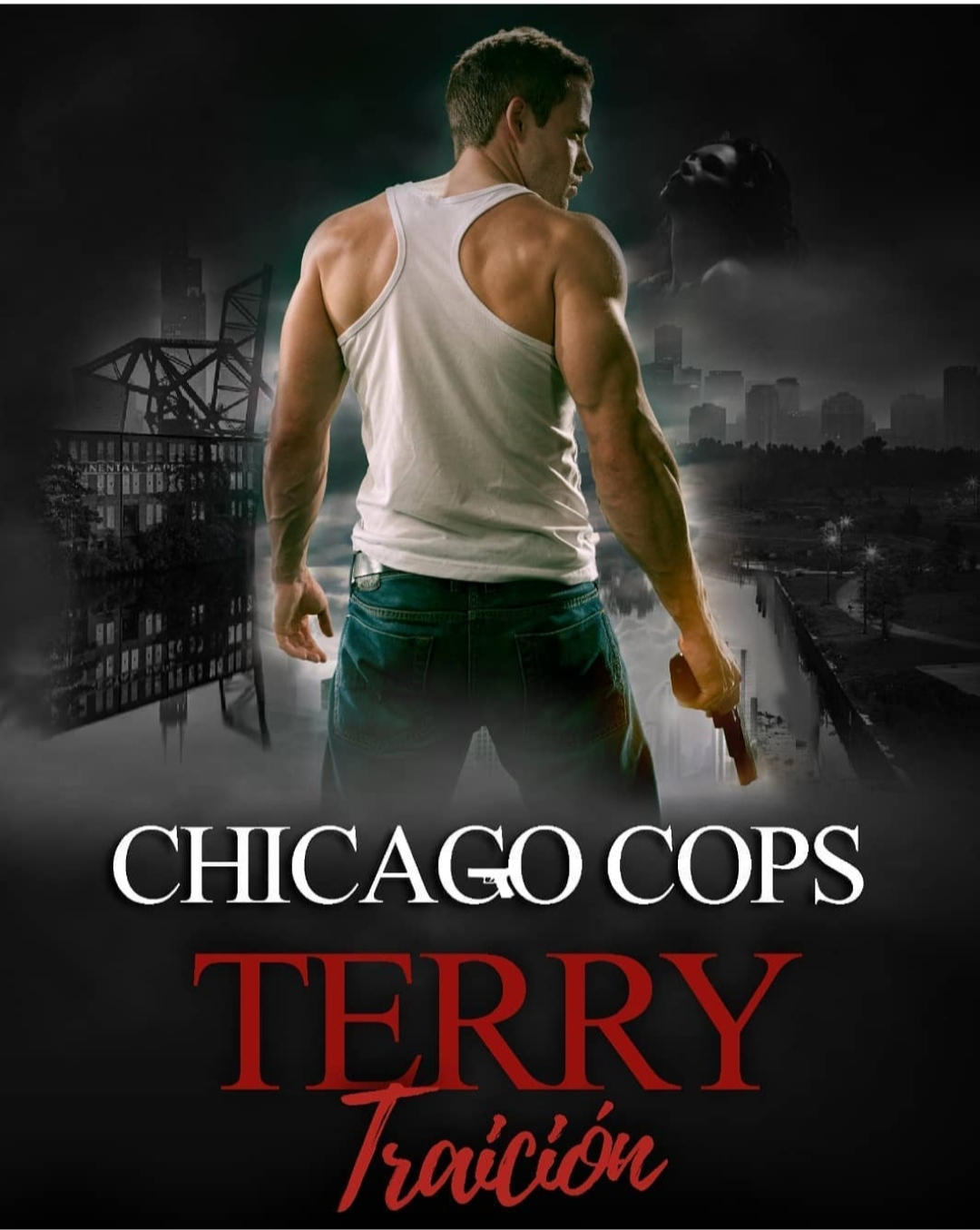 TERRY TRAICION, Chicago cops nº3 by Sarah Halley.