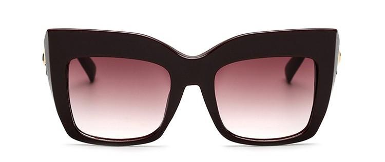 e521b8abbb Drea Cateye Retro Sunglasses (Red Wine) – CRAZY.SEXY.TOMBOY