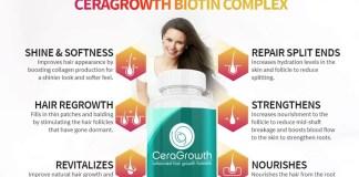 CeraGrowth Hair Formula