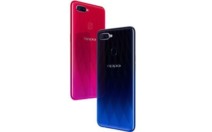 Oppo F9 and F9 Pro review