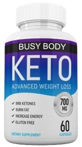 Busy Body Keto