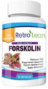 Retro Lean Forskolin