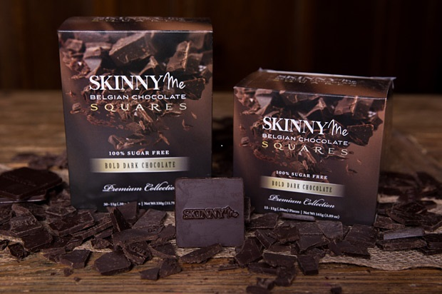 SkinnyMe Sugar Free Chocolate