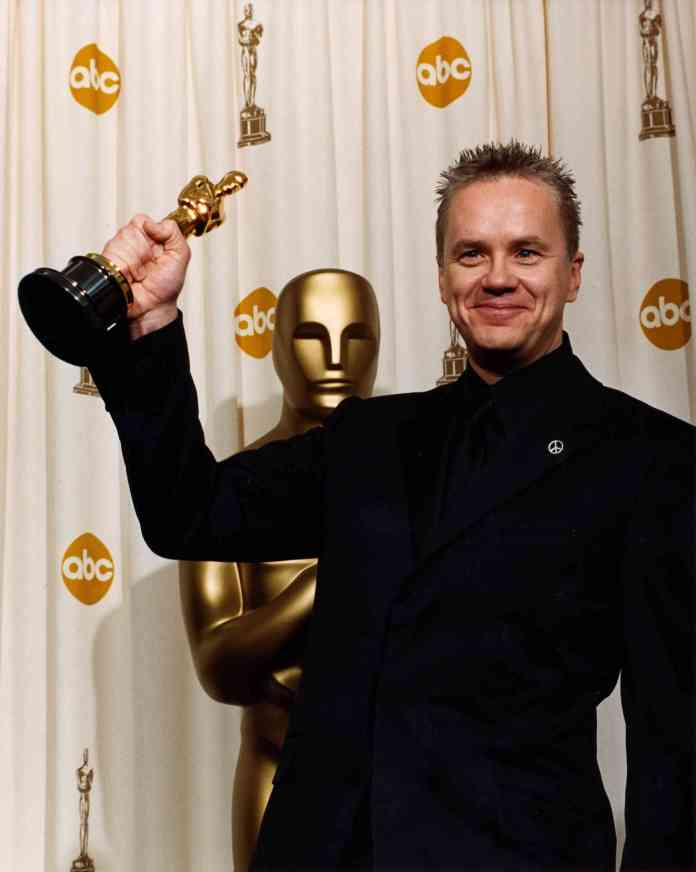 Tim Robbins for Best-Supporting Actor