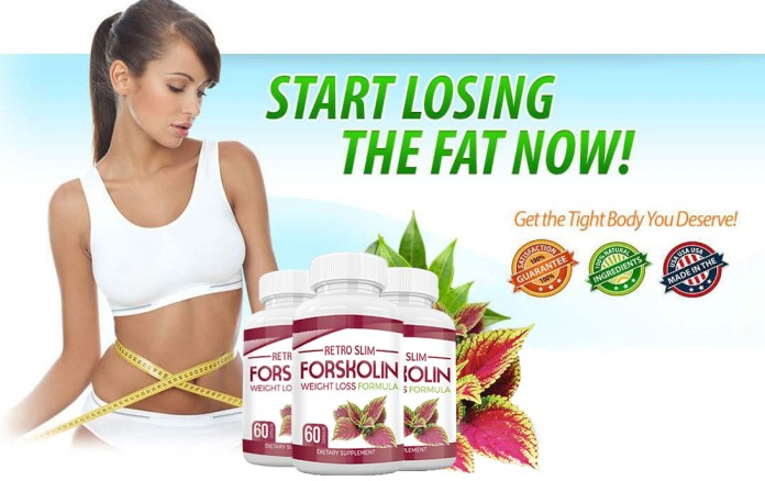 Retro Slim Forskolin Reviews