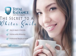 Total Radiance Teeth Whitening Pen