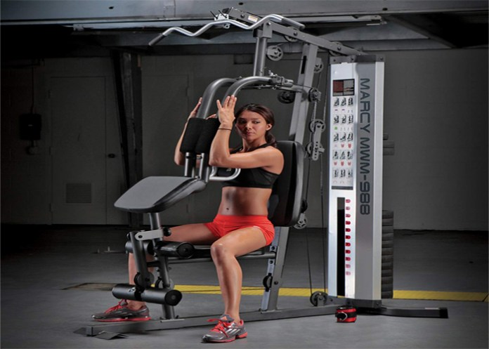 Multifunction Steel Home Gym