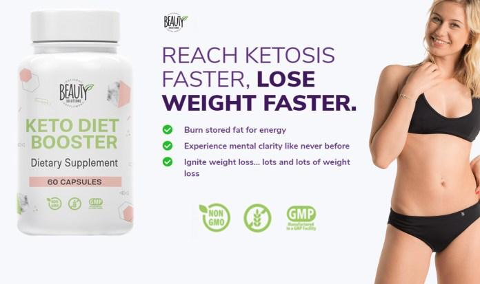KETO DIET BOOSTER Supplement