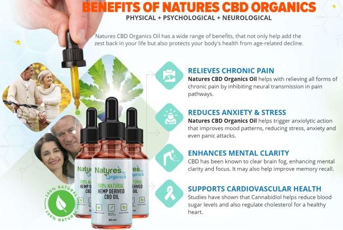 Natures CBD Organics