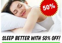 X1 CoolSleep Sleeping Pillow