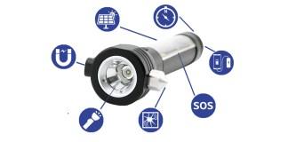Autoguard Powerbank Flashlight