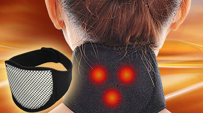 Magnetic Neck Massager