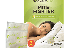 Breathe Green Mite Fighter