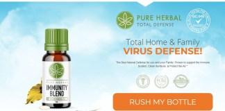 Pure Herbal Immunity CBDOil