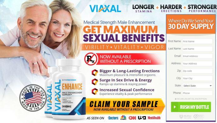 Viaxal Male Enhancement