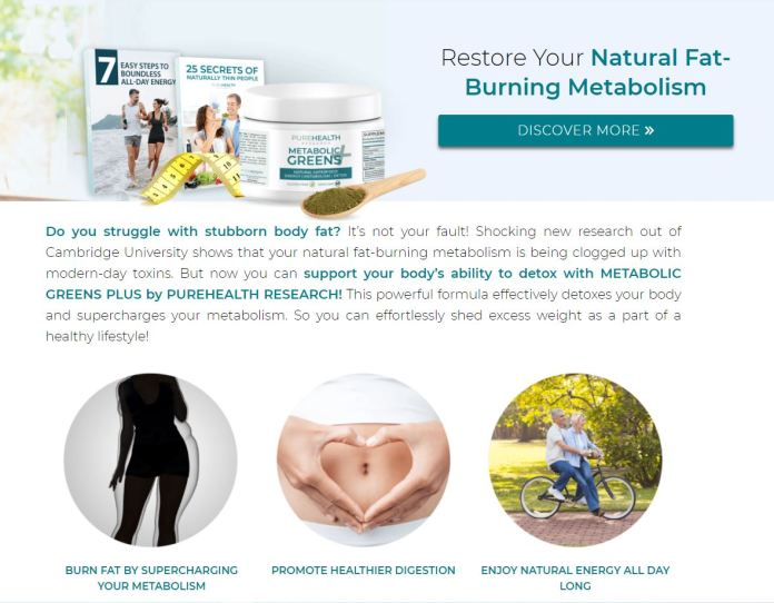 Metabolic Greens