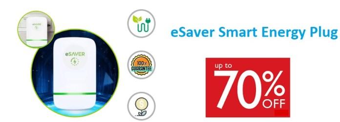 eSaver Smart Energy Plug