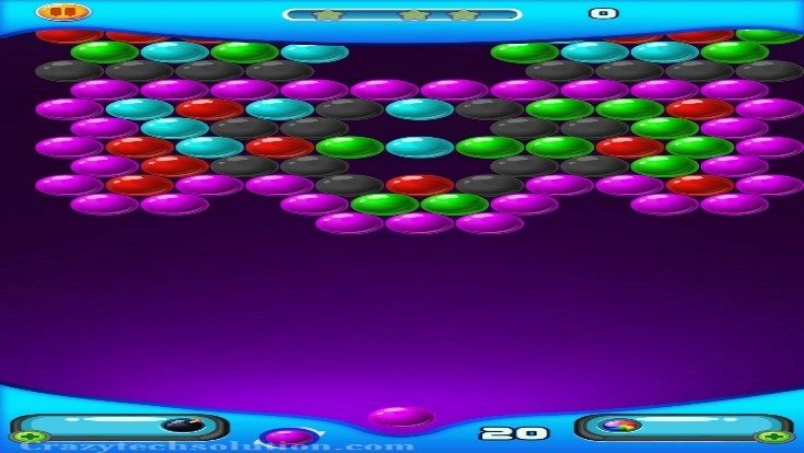 Bubble Shooting 2 20MB Games