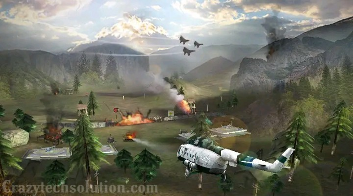Gunship Strike 20MB Games