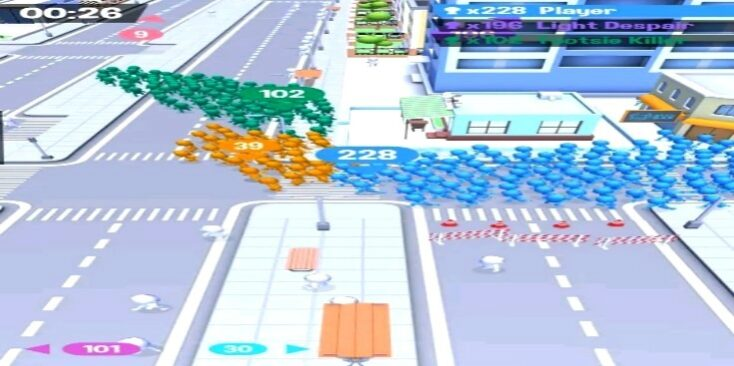 crowd city best offline games for android