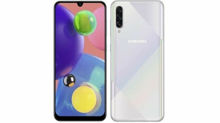 SamsungGalaxy A70s, Best Gaming Phones Under 30000 in India