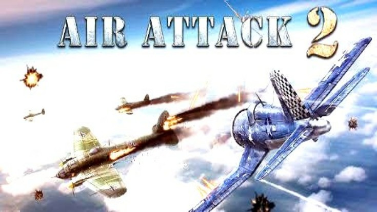 Air Attack 2 Best Arcade Games for Android