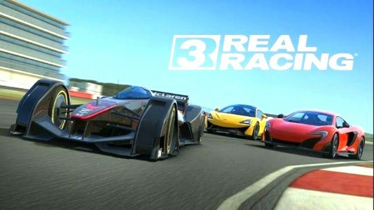 Real Racing 3Best Racing Games for Android,