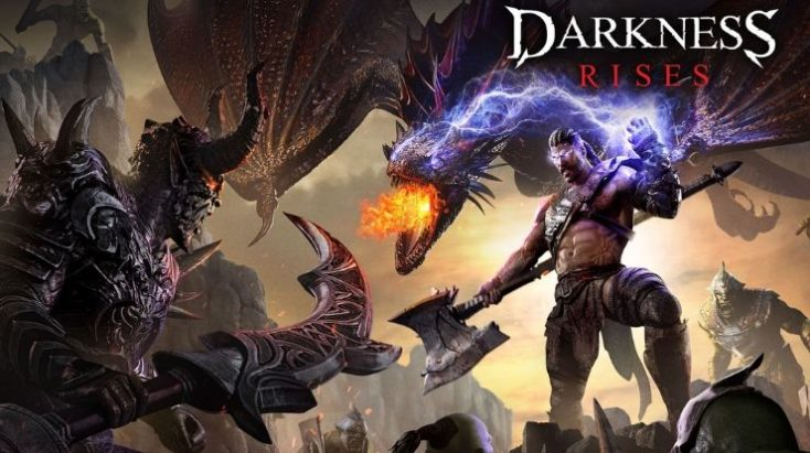 Darkness Rises, Best RPGs Games for Android