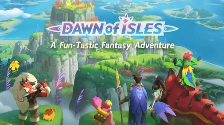 Dawn of Isles,Best RPGs Games for Android