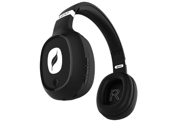 Leaf Bass Wireless Bluetooth Headphones with Hi-Fi Mic,Best Headphones Under 1000 in India