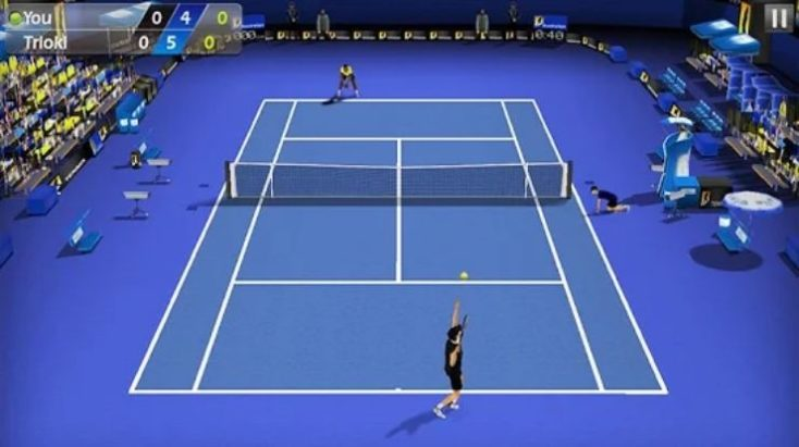 3D Tennis   Best Sports Games for Android,